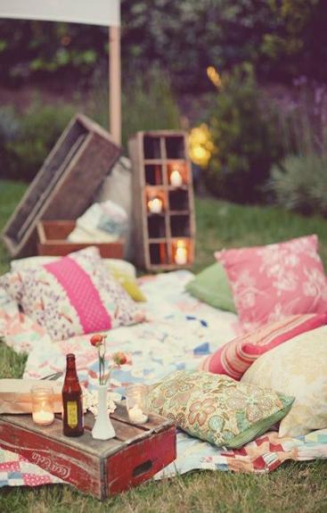 5 Summer Picnic Ideas